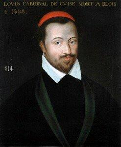 Portrait dit du cardinal de Lorraine