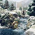 Doucement, on prépare Noël dans la vallée... (Noël 2019)