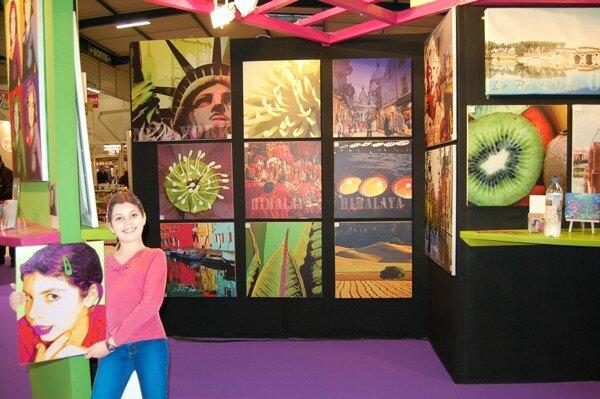 200704 (avril) Foire Internationale de Toulouse, Artisanat d'Art