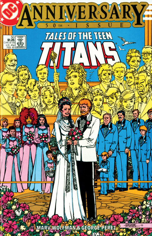 tales of the teen titans 50