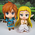 Review : link nendoroid