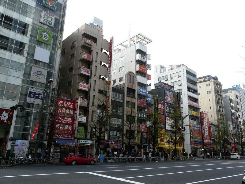 Canalblog Tokyo Akihabara Escaliers02