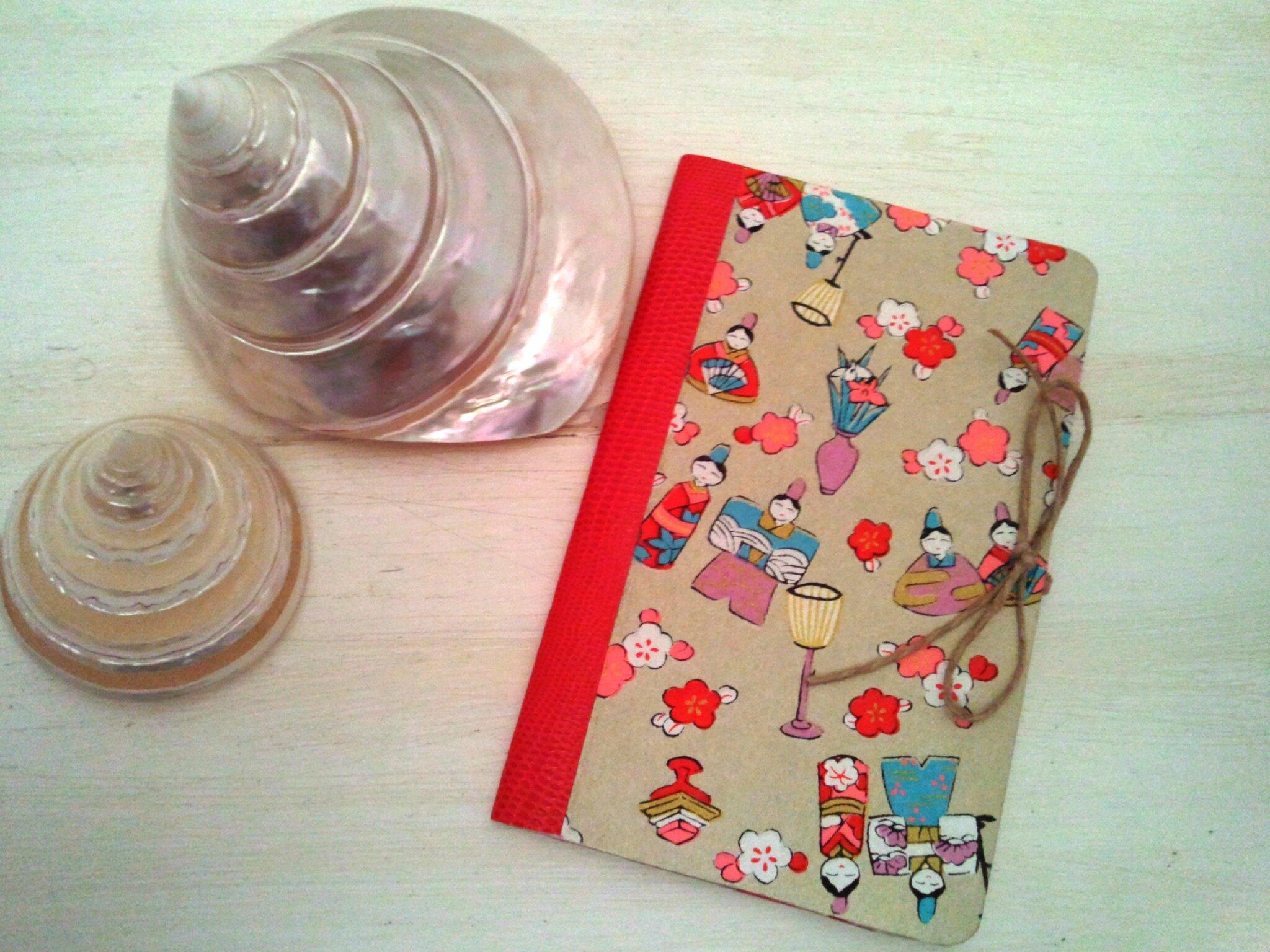 Petit Cahier de notes lotus