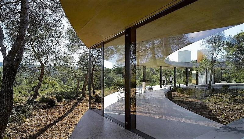 Rénovation maison saint tropez architecte