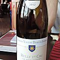 Domaine dureuil-janthial 2012 rully 1er cru
