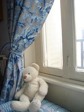 Rideaux vintage chambre de l\'ainé - Photo de Décoration - Bergamote ...