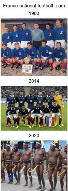 ps humour equipe de france de foot