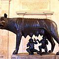 La legende de rome ou remus et romulus