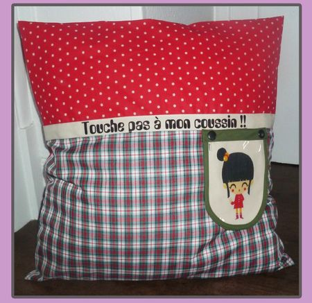 coussin MOD 9
