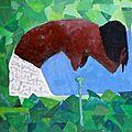D'après Rivera; peinture (Marie Eve)