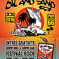 Oil & sand 2016 9-10-11 septembre 2016 gazzolineriders port barcarès.