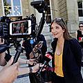 Aurore bergé, une bien charmante députée
