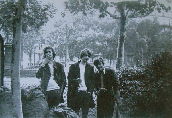 Bakou, Porte et 1967 ou 69