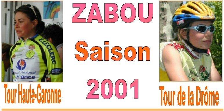 2001 SAISON 2001