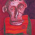 Rouge portrait