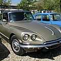 Citroën ds 21 version us 1968-1972