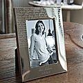 Offrez un cadre photo personnalisé à la maitresse d'école
