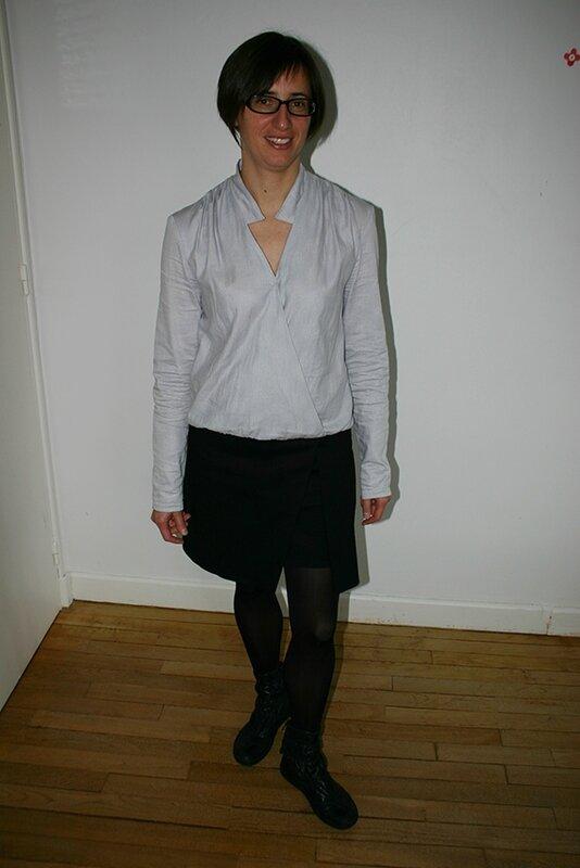 robe 1 porté 128 burda octobre 2014