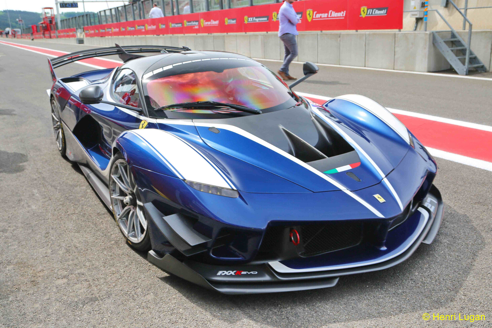 Ferrari FXX K evo n°27 #211251_02 - 2014 [I] HL_GF
