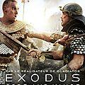 Exodus - le film le plus chiant de la création... [attention spoiler! en même temps cette histoire à 3000 ans, hein...]