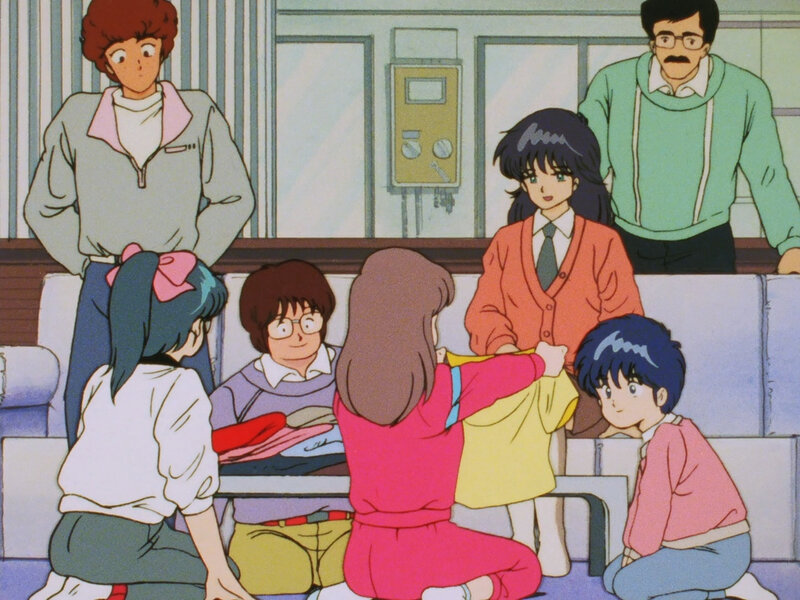 Canalblog Japon Anime Kimagure Orange Road Costumes Rigolos Autres16