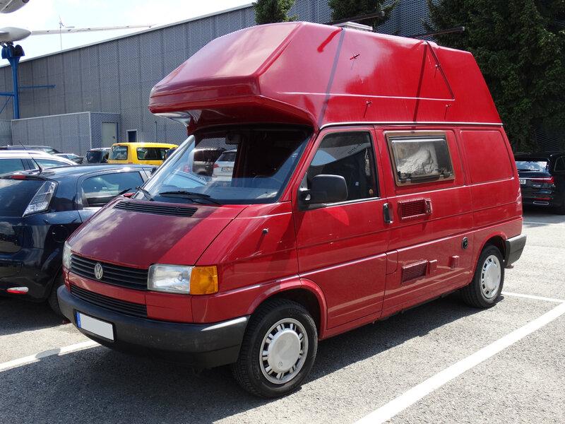 VOLKSWAGEN Transporter T4 Pemamobil Sinsheim (1)