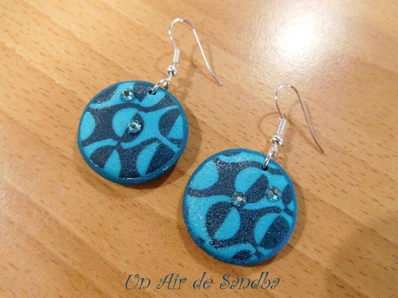 Boucles d'oreilles Nyila (3)