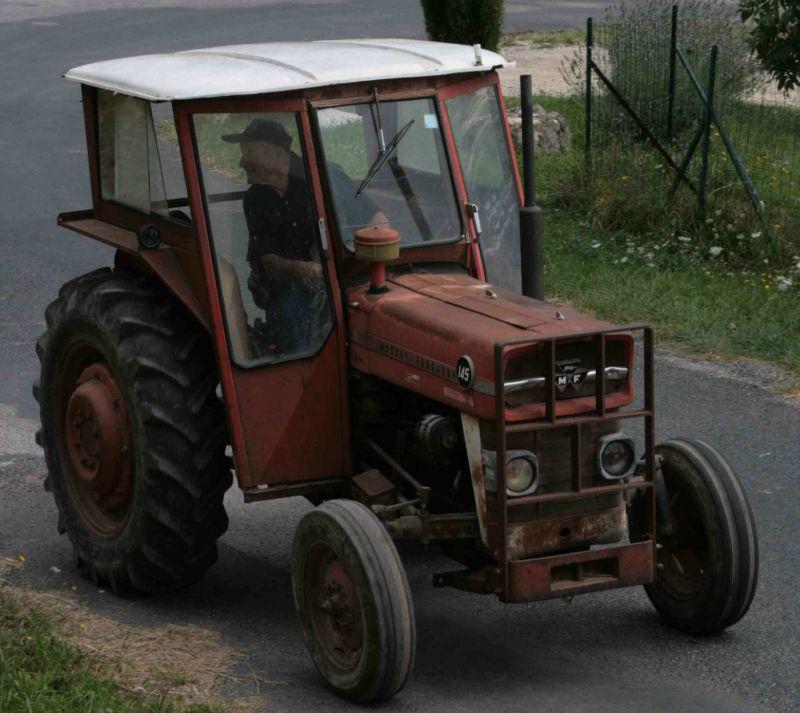 CORNUS - Rando tracteurs 2011 - Massey Ferguson