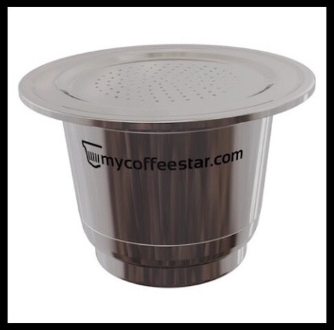 my coffee star capsule cafe rechargeable 2