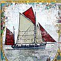 Vieux navire - Douarnenez