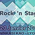 Hello darkness - vendredi 20 janvier 2017 - rock 'n stage - ninkasi kao - lyon