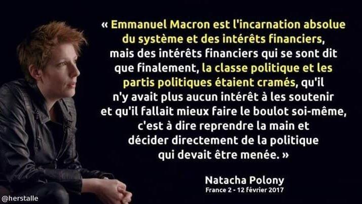MacronPolony