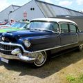 Cadillac series Sixty two 4door sedan de 1955 (RegioMotoClassica 2010) 01