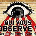 [big brother] 80% des canadiens, opposés à la surveillance du peuple par le gouvernement