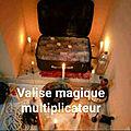 La valise magique multiplicateur