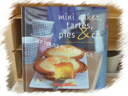 Mini cakes,tartes , pies and co
