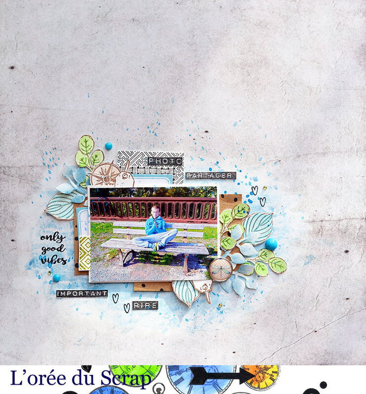 blogorel just create and scrap sketch celma loreeduscrap