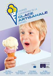 """Résultat de recherche d'images pour """"journée européenne de la glace artisanale 2020"""""""