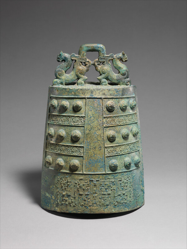 Bell (Zhong), Eastern Zhou dynasty, Spring and Autumn period (770–476 B