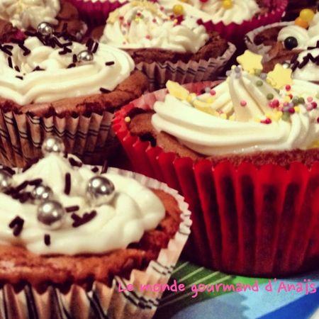 Cupcakes de Noel 2