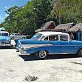 Cuba - cienaga de zapata côté plage
