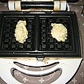 GAUFRES LIEGEOISES 3CUISSON
