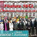 Exclu - voici la photo de la liste de @jeanrottner pour #mulhouse #rottner2014 #velalsace
