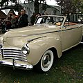 Chrysler new yorker convertible-1941