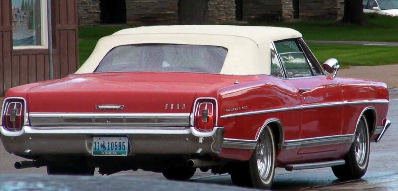 Ford Galaxie, Cody