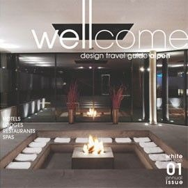 Wellcome Guide White (Hiver) - Cover N°1