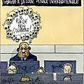 Gbagbo à la cour pénale internationale de la haye