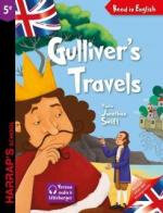 Gulliver's Travels couv