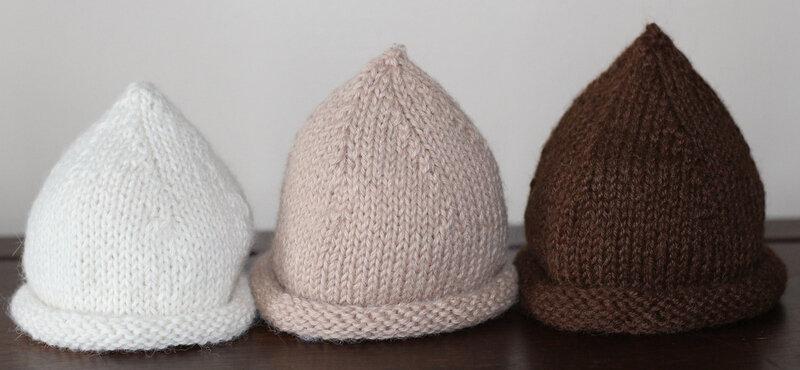 les 3 petits bonnets