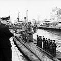 1945 - adolf hitler désigne son successeur avant de se suicider